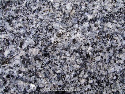 Struktur - Biotit-Granodiorit