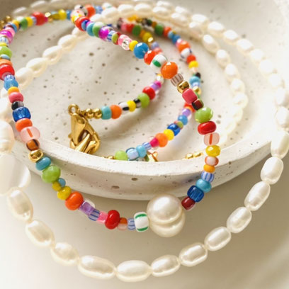 NECKLACE CANDY