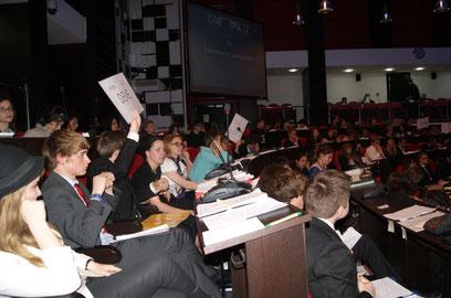 Europäisches Jugendparlament