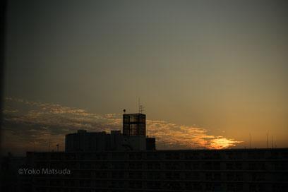 横浜駅の空