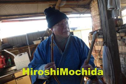 焼成した つちのこ HiroshiMochida