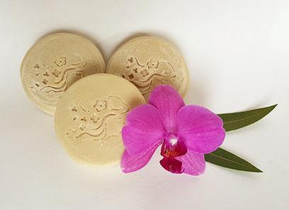 Haarseife Haarseifen Haarwaschseife Shampoo vegan Produkte test Haare gut Naturkosmetik Seife Seifen waschen Aleppo Beauty Zubehör