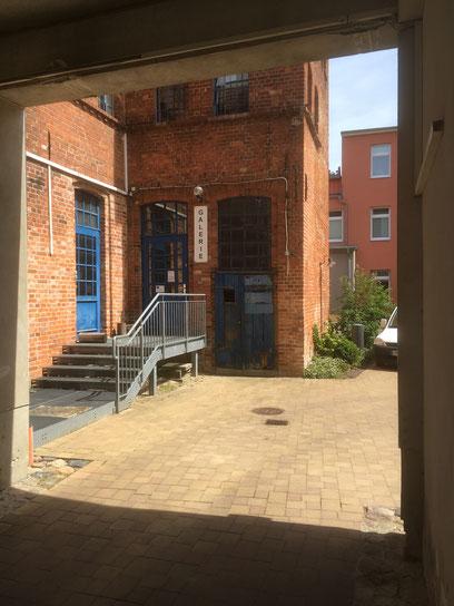 Wittstock, Markt 11  (Zugang über Seitengasse)