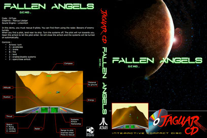 Fallen Angels Cover