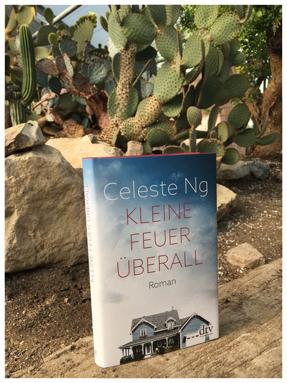 The Booklettes, Celeste Ng, Kleine Feuer überall, Little Fires everywhere