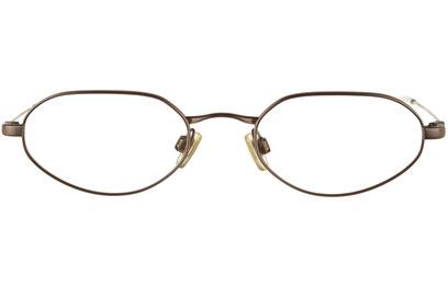 Occhiali da vista Emporio Armani 140. Colore: 1214 argento. Calibro 49-19. Materiale: metallo.