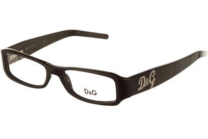 Occhiali da vista D&G 1138B. Colore: 714 nero. Calibro 51-16. Materiale: acetato.