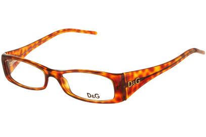 Occhiali da vista D&G 1118. Colore: 669 havana. Calibro 50-16. Materiale: acetato.