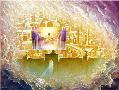 Jésus va régner au Nom de son Père. Au sein de son gouvernement messianique, il sera entouré de 144'000 cohéritiers constituant son épouse spirituelle, la Jérusalem céleste. Leur règne sera basé sur la Justice, la Bienveillance et l'Empathie.