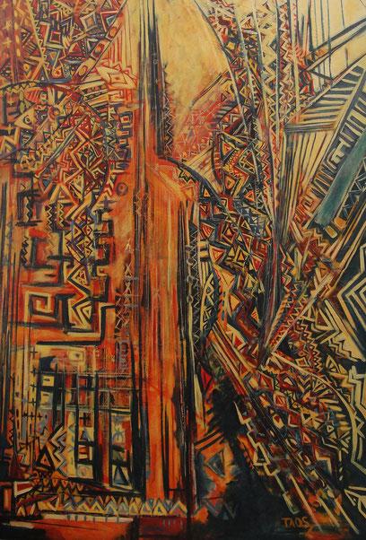 Cello - Violoncelle  115x80 cm