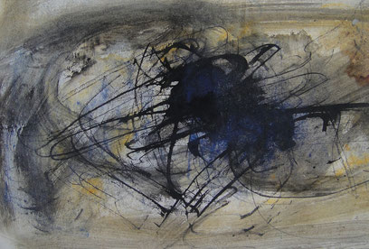 Ink - Encre  18x09 cm