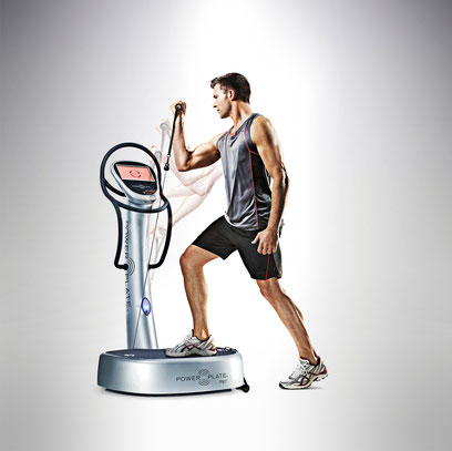 Power-Plate, Fitness