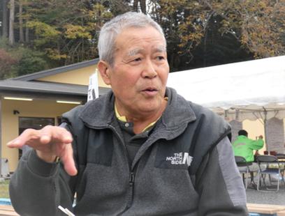 三浦幹夫 一関市協働推進会議会長