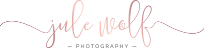 Logo Jule Wolf Photography