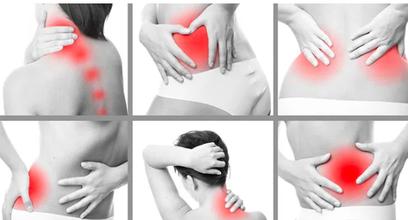 Dolori cervicali, mal di schiena ed ernie discali