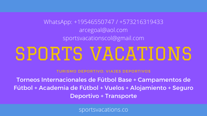 Sports Vacations