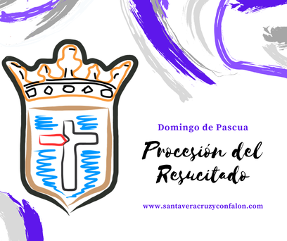 Domingo de Resurreción. Acceso a la Procesión del Resucitado