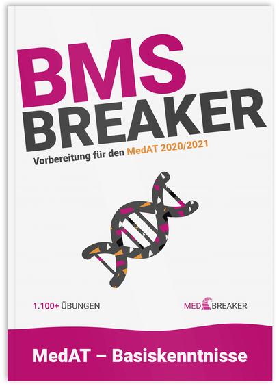 BMS-Breaker 2020/2021, Buch: MedAT Vorbereitung