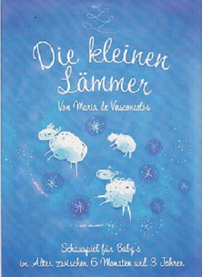 """Theater für Kinder """"Die kleinen Lämmer"""" von Maria de Vasconcelos"""
