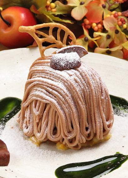 京都 二条 ケーキ屋 モンブラン 誕生日ケーキ