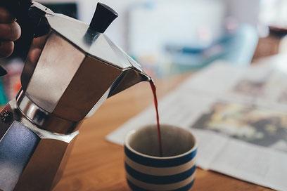 Der erste Kaffee nach der Fastenkur