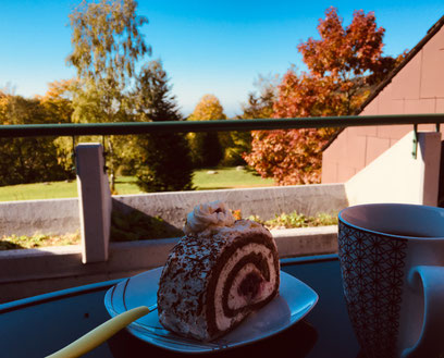 Wohnzimmer (Stand August 2018)