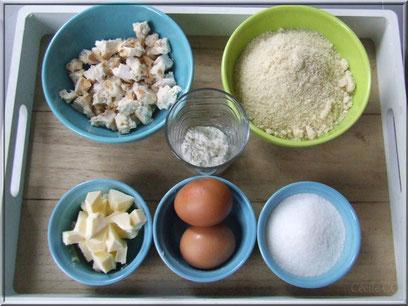 ingredients pour recette galette rois