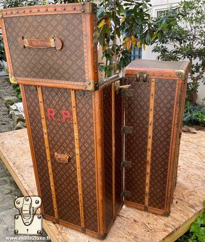 old trunk Aux Etats Unis 229 rue saint honoré 75001 Paris
