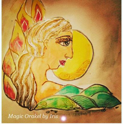Orakel, Jahreskreis, Kartenlegen
