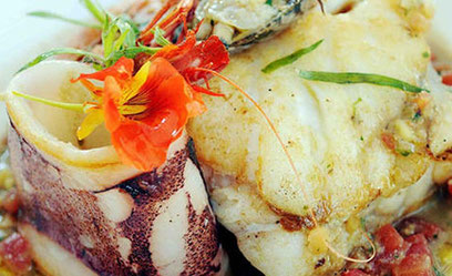 Ресторан Gamba de la Costa: рис и морепродукты в Барселоне