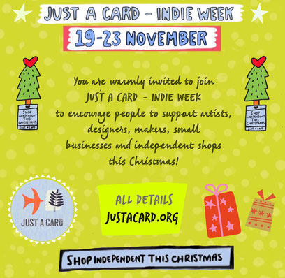 The little things really do add up! flyer from Just A Card campaign