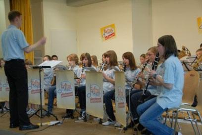 Die Jugendkapelle im Jahr 2008
