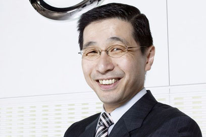 Hiroto Saikawa, PDG de Nissan