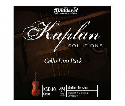 Струны для виолончели  KAPLAN SOLUTIONS