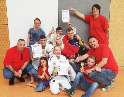 Pokalturnier Freiburg 2019