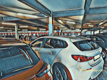 park und ride frankfurt flughafen