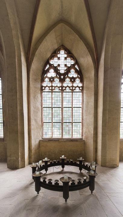 Seitenschiff der Basilika