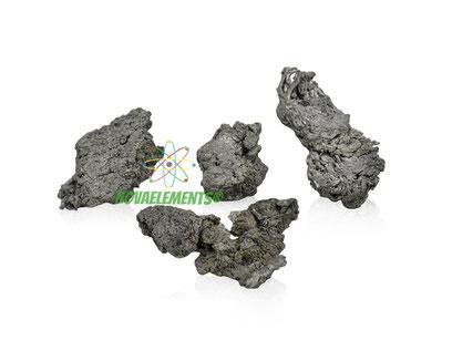 titanio metallico, titanio metallo, titanio cristallino, titano cristallo, titanio elemento, titanio da collezione