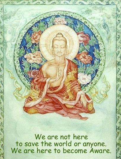 Meditación Vipassana.
