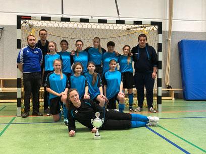 Das Team in Zierenberg. Foto: Lachmann