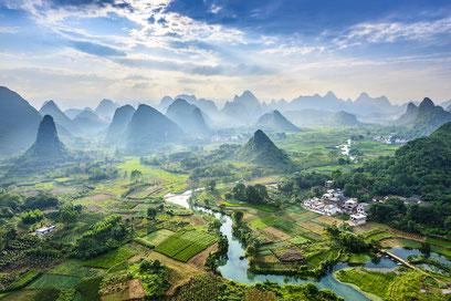 China -Bildnachweis: aphotostory - Istockphoto