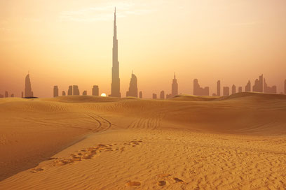 Dubai -Bildnachweis: adrian825 - Istockphoto