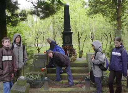Schulkooperationen in der Gedenkstätte Friedenskapelle Braunschweig