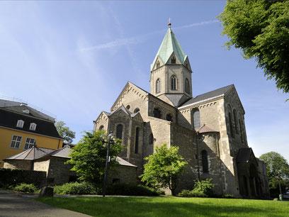 Basilika St. Ludgerus | Foto: Nicole Cronauge | Bistum Essen