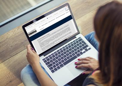 Website Strafverteidigerbüro Thüringen
