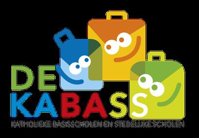 Dirk Van Bun - Grafisch ontwerp - ontwerp logo scholengemeenschap Kabass Lommel