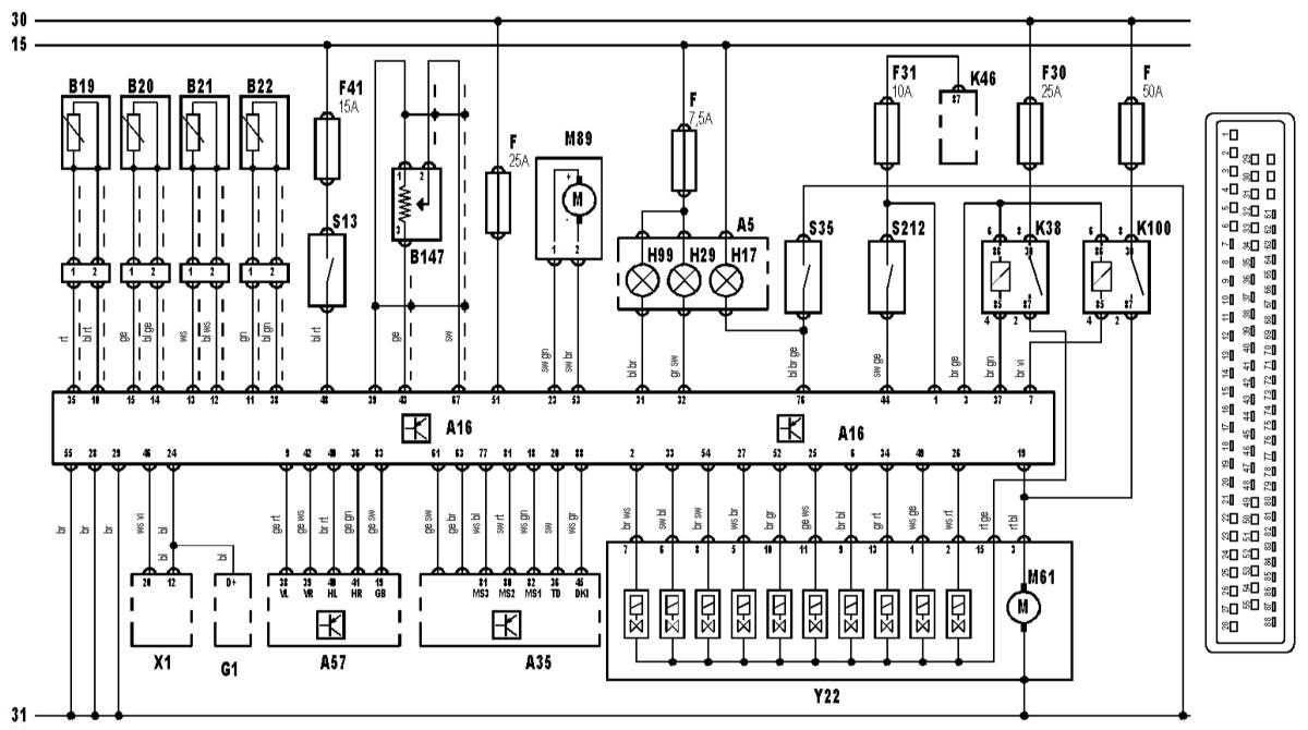 Bmw E39 Wiring Diagrams Free Pdf S