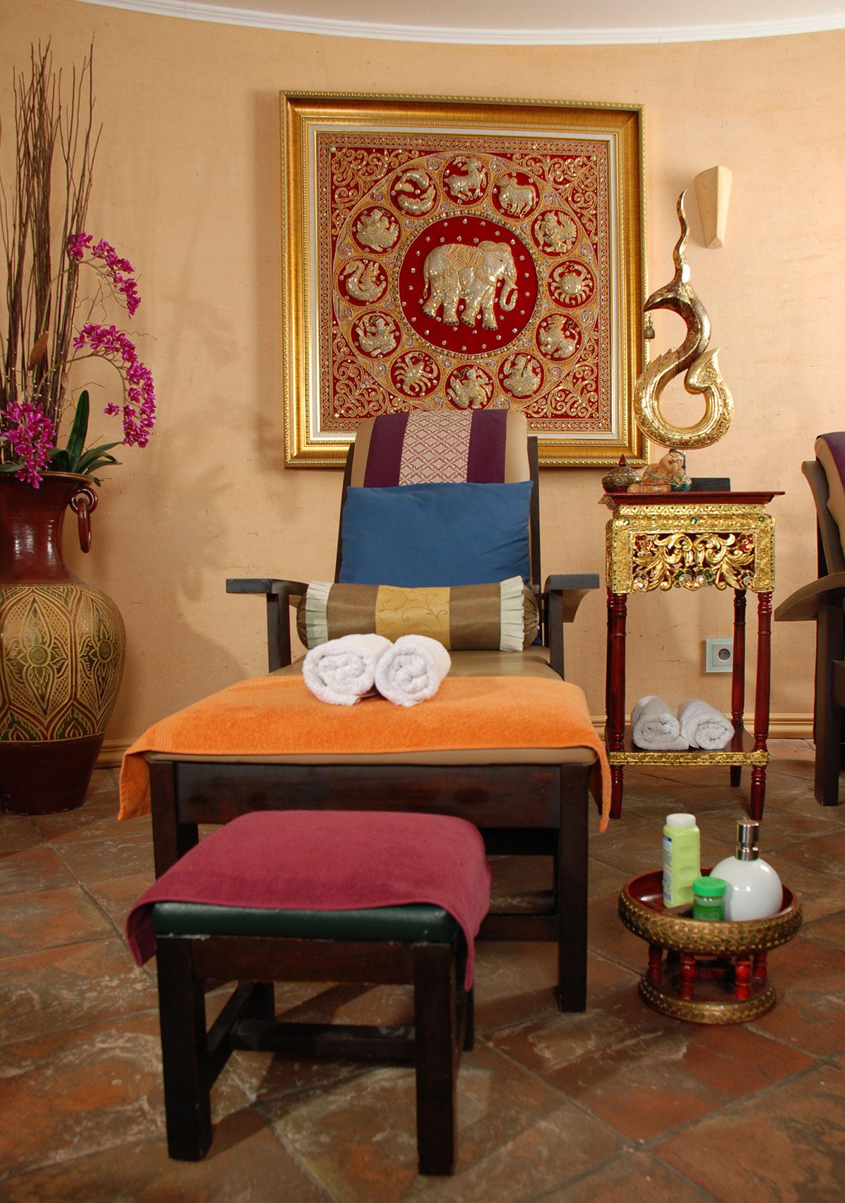 Wohlfühlen in unserem Ambiente - SIAM SPA Thai-Massage Mainz