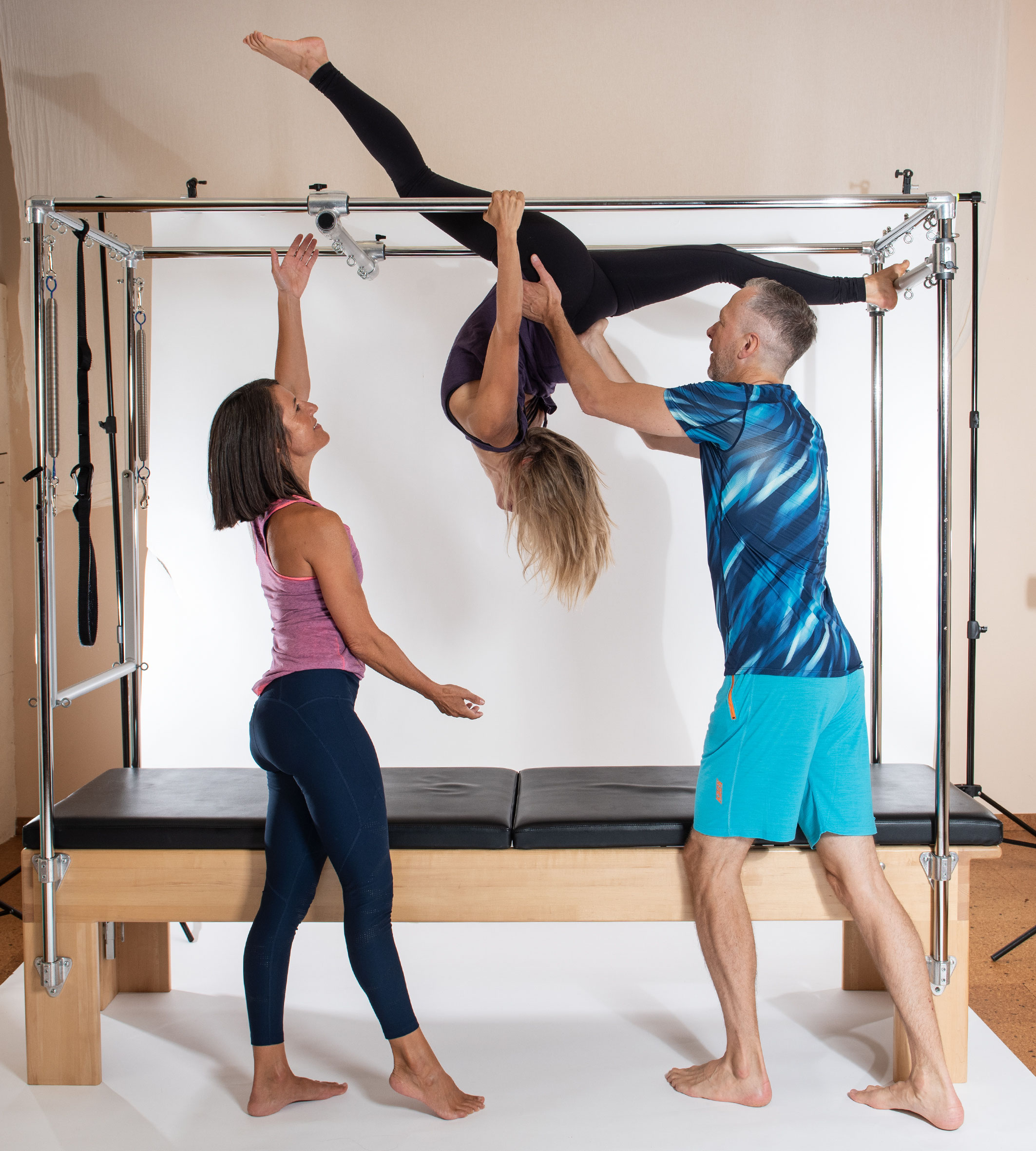 aufbaumodul tower cadillac ausbildung 2019 pilates. Black Bedroom Furniture Sets. Home Design Ideas