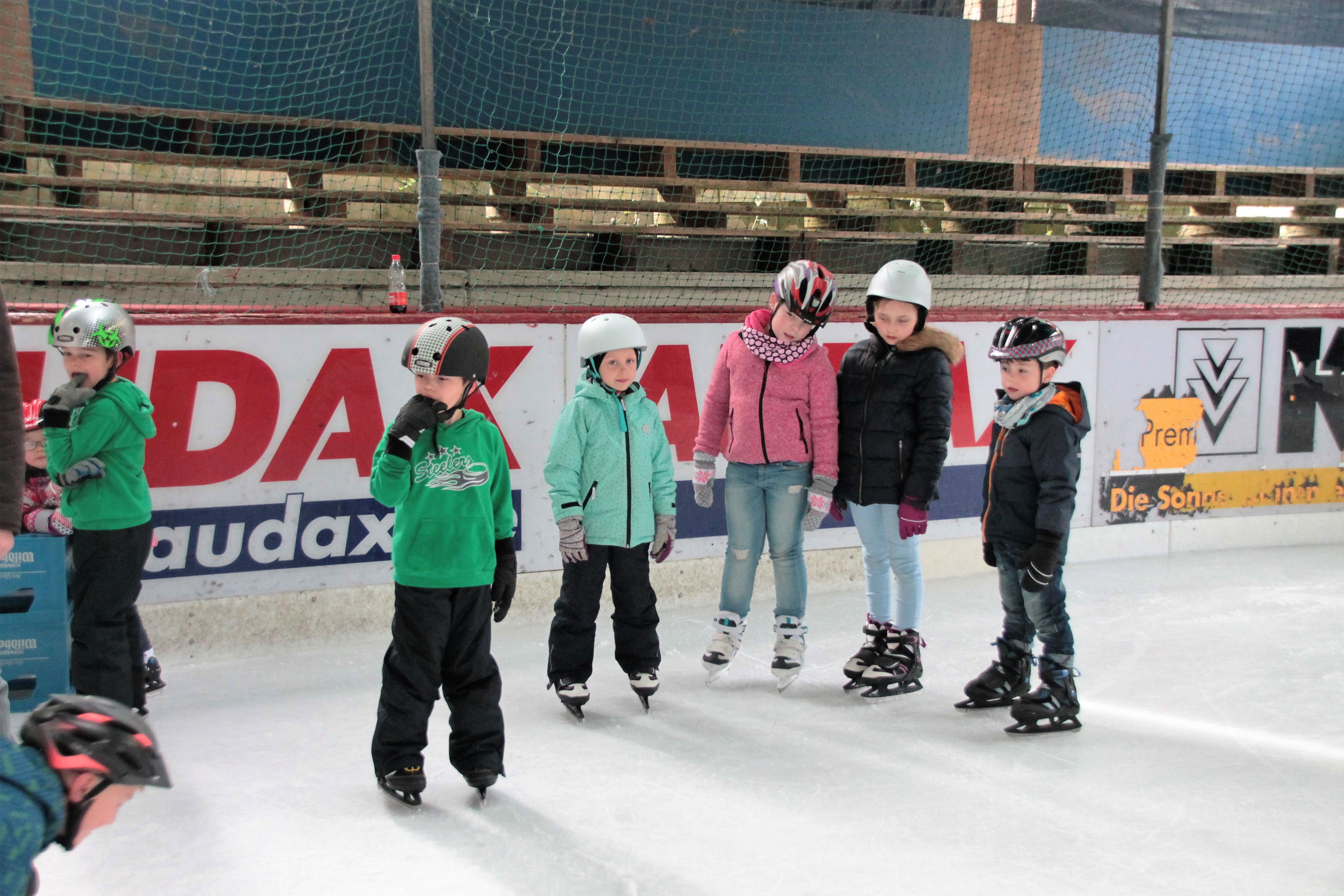 Laufschule Gruppe 2 - Eisstadion Polarion